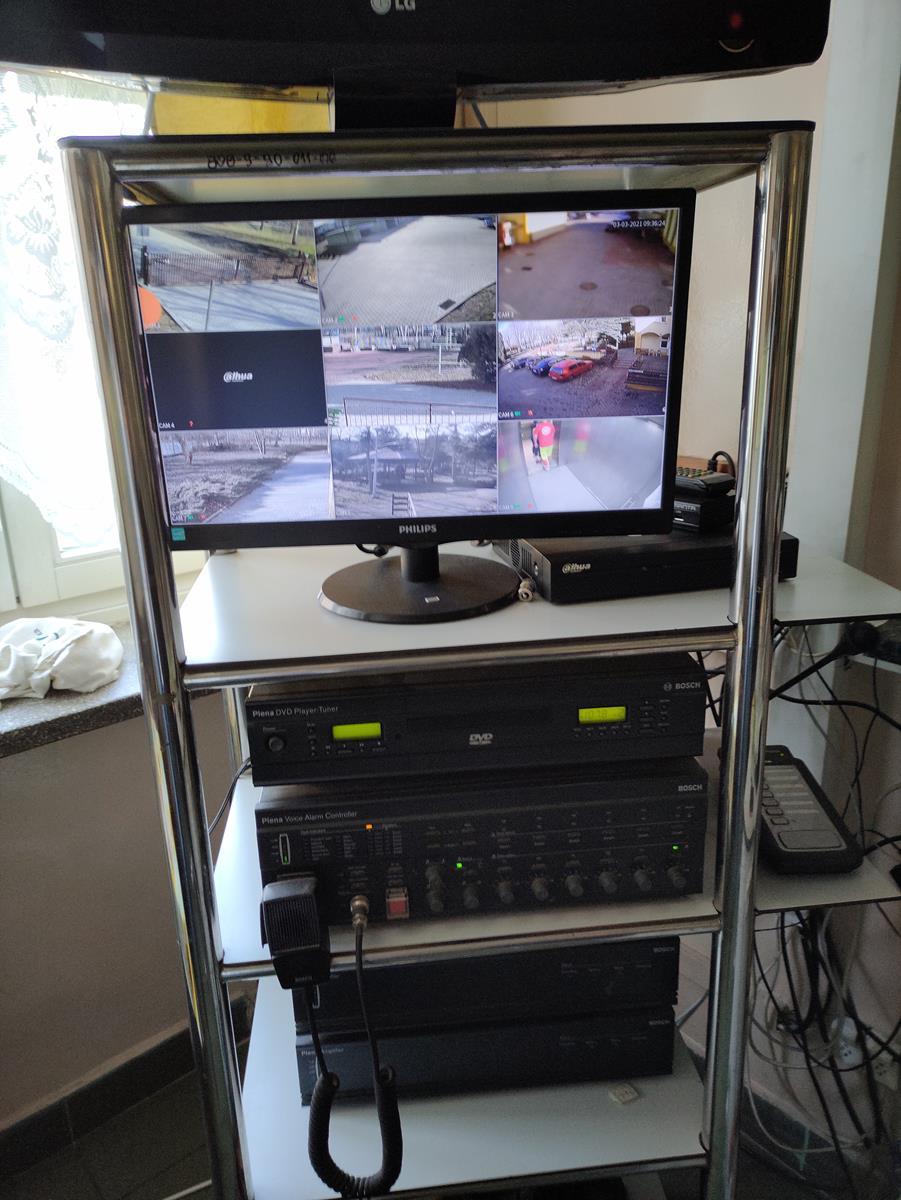 System monitoringu w DPS
