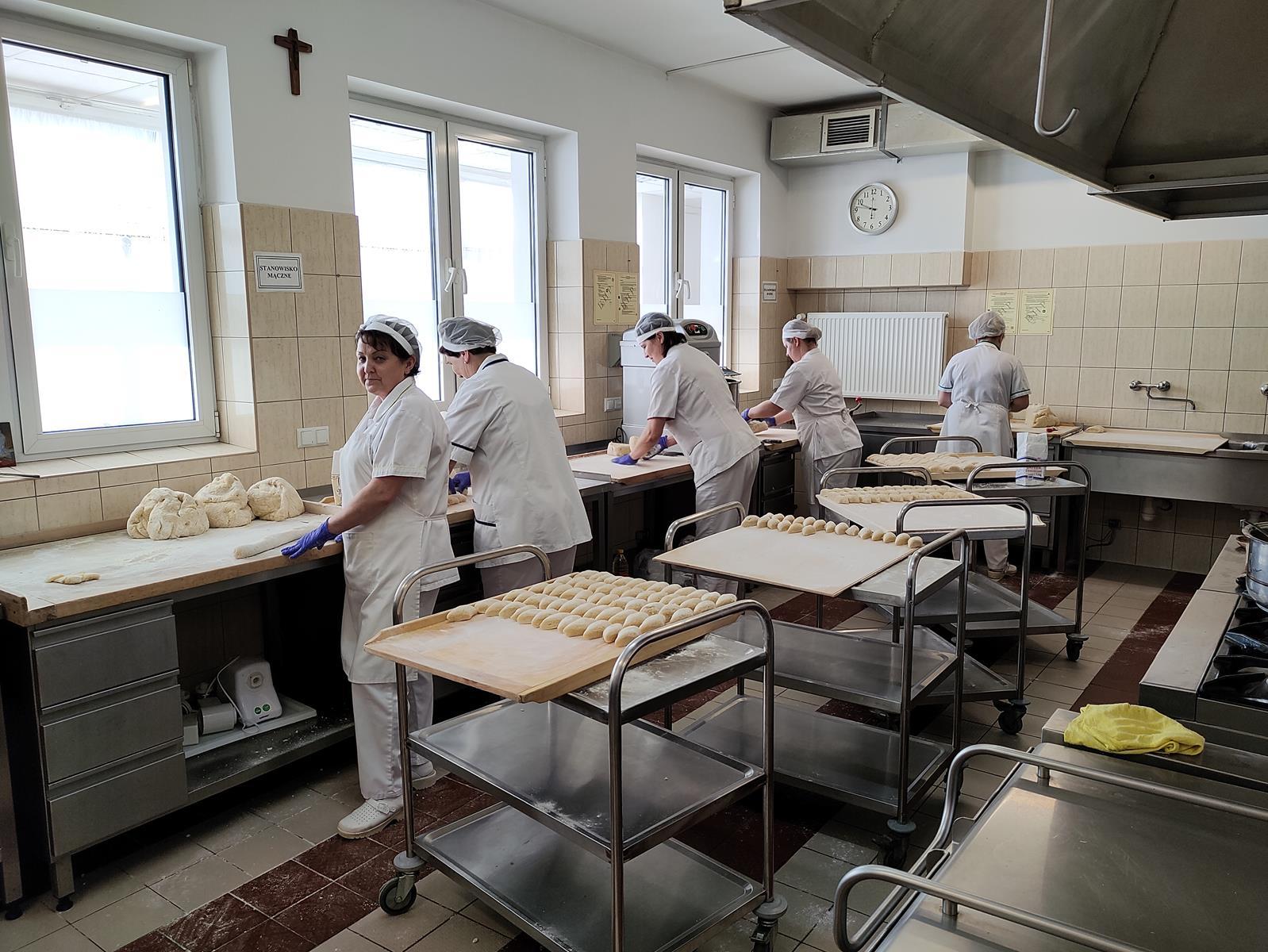 Kuchnia w DPS
