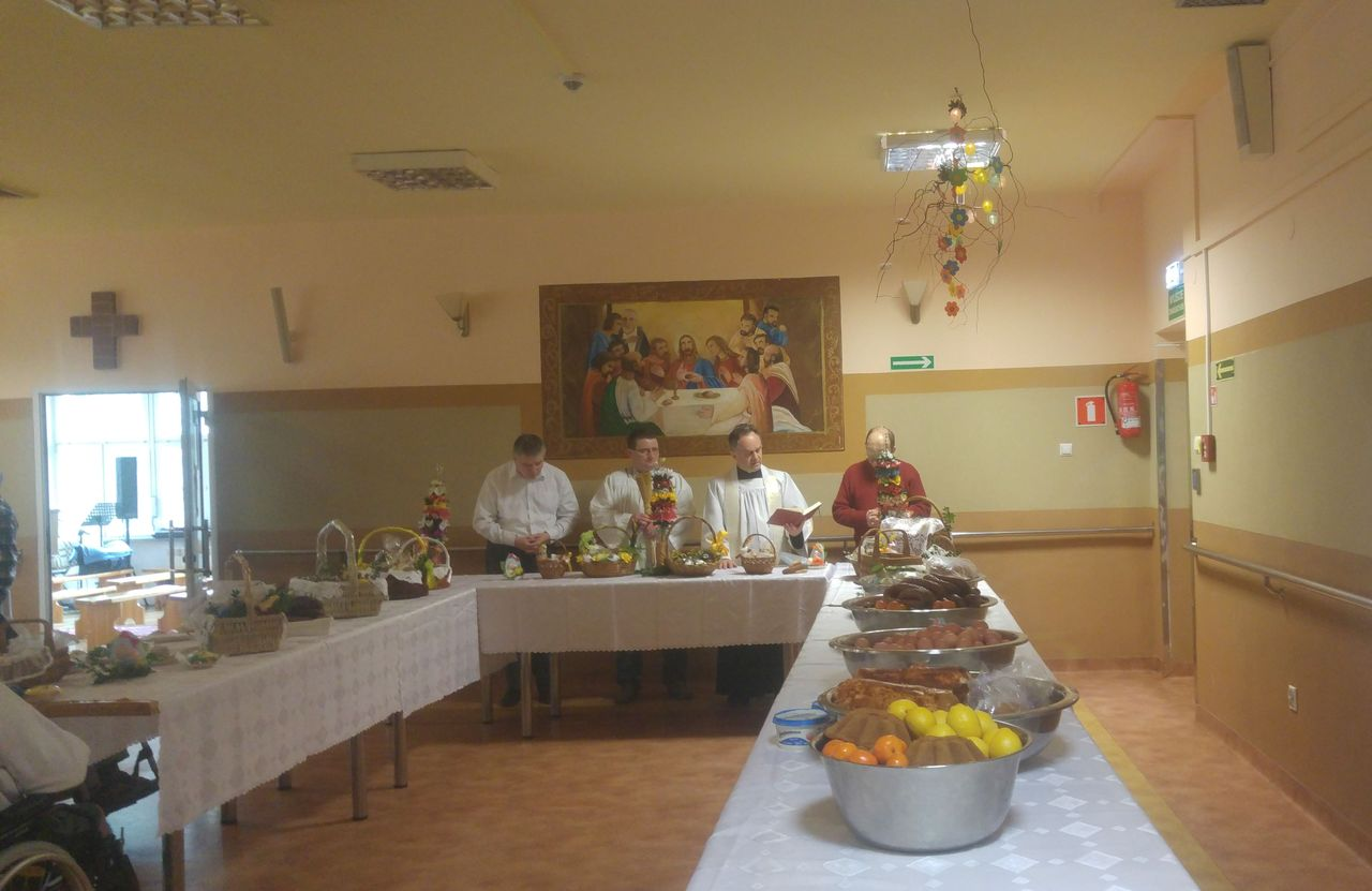 święcenie pokarmów