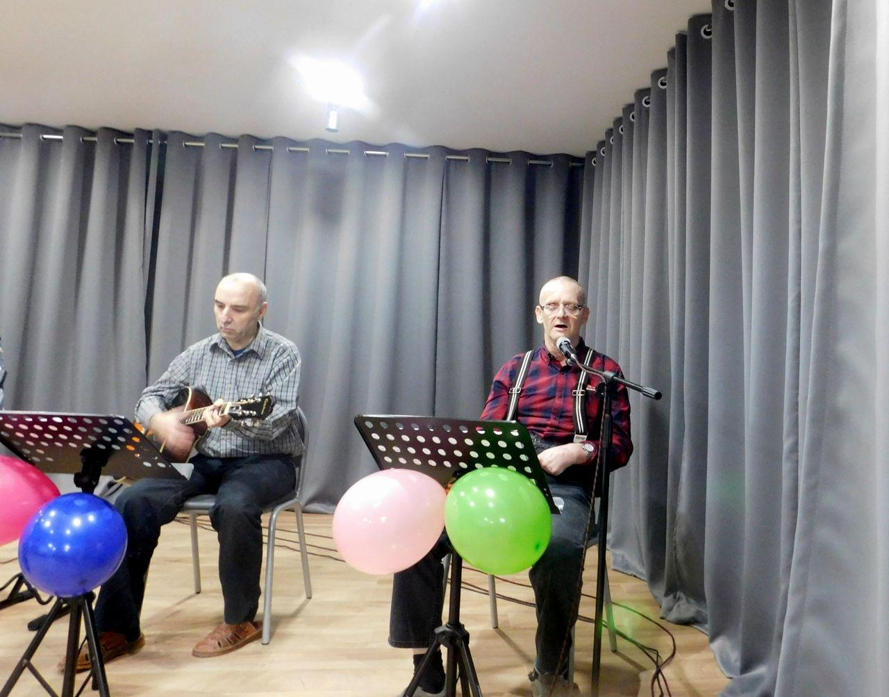 wiosenny koncert